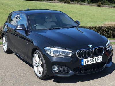 used BMW 120 d xDrive M Sport 5-Door