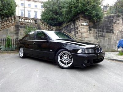 used BMW 530 5 Series 2.9 d Sport 4dr
