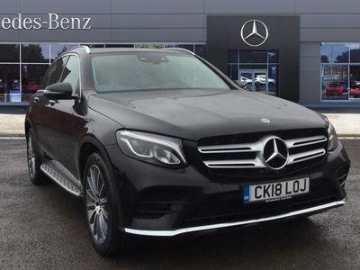 used Mercedes 250 GLC 2018 Slough4Matic AMG Line Premium 5dr 9G-Tronic Petrol Estate