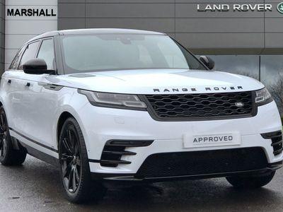 used Land Rover Range Rover Velar 2.0 D240 R-Dynamic SE 5dr Auto Estate 2019