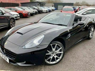 used Ferrari California 4.3 2 PLUS 2 2d 460 BHP ** WARRANTY**