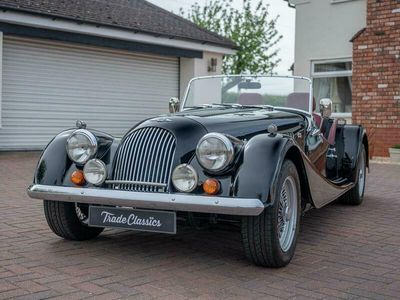 used Morgan Plus 4 (P) For auction on Trade Classics.