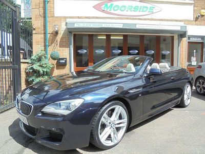used BMW 640 Cabriolet