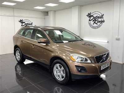 used Volvo XC60 D5 SE 5dr Geartronic 1 OWNER FROM NEW WITH FULL HISTORY