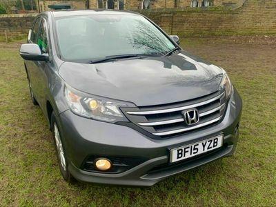 used Honda CR-V 1.6 i-DTEC SE-T 5dr (SD Navi)