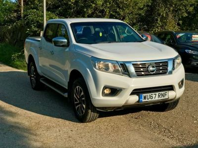 used Nissan Navara Double Cab Pick Up Acenta+ 2.3dCi 190 4WD Auto, 2017, not known, 88000 miles.