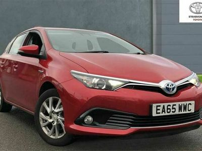 used Toyota Auris 1.8 Hybrid Business Edition TSS 5dr CVT