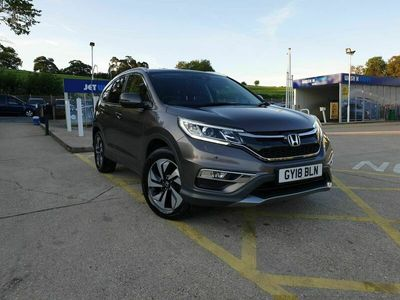 used Honda CR-V 1.6 i-DTEC EX Auto 4WD 5dr