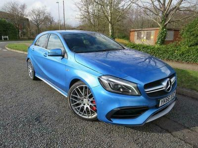 used Mercedes A45 AMG A Class AMG4MATIC