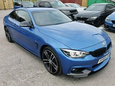 used BMW 420  4 Series i xDrive M Sport 2dr Auto [Professional Media]