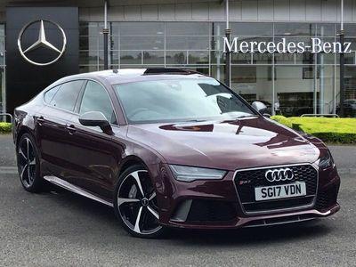 used Audi RS7 Rs 7 4.0T FSI V8 QuattroPerformance 5dr Tip Auto