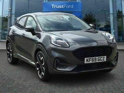 used Ford Puma 1.0 EcoBoost Hybrid mHEV ST-Line X First Ed 5dr