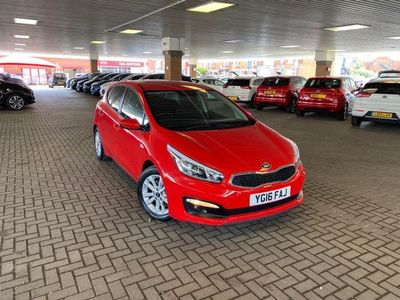 used Kia cee'd Sr7 Hatchback hatchback special editions