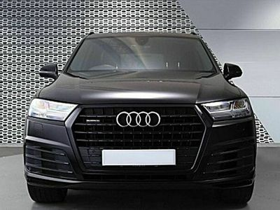 used Audi Q7 50 TDI Quattro Black Edition 5dr 3.0