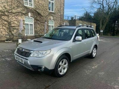 used Subaru Forester ForesterXC BOXER D 4WD
