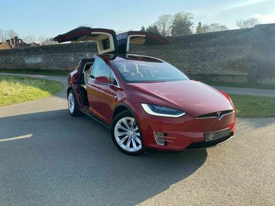 used Tesla Model X 90D Dual Motor Auto 4WDE 5dr