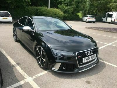 used Audi RS7 Sportback 4.0 TFSI V8 Tiptronic quattro (s/s) 5dr