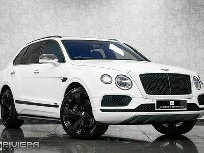 used Bentley Bentayga 4.0 V8 D 5d 430 BHP