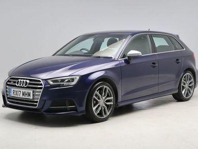 used Audi A3 S3 TFSI Quattro 5dr