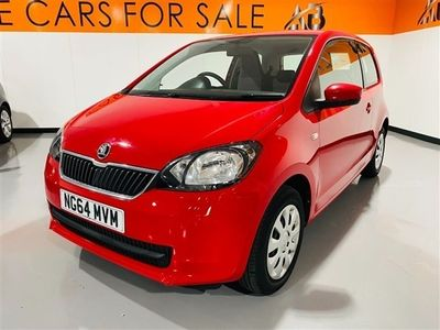 used Skoda Citigo 1.0 MPI SE 3dr, AIR CON, FULL SERVICE HISTORY, ONLY £20 TAX