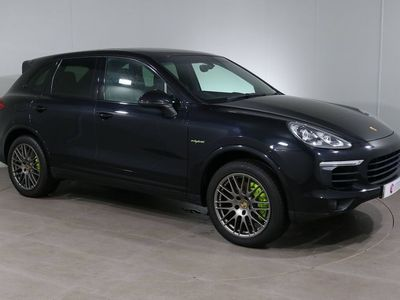 used Porsche Cayenne S E-Hybrid Cayenne 2016 E- Platinum Edition Tiptronic S Estate 2016