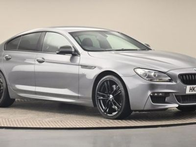 used BMW 640 6 Series 3.0 d M Sport Gran Coupe Steptronic 4dr Auto