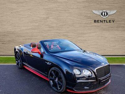 used Bentley Continental GTC Automatic 2-Door