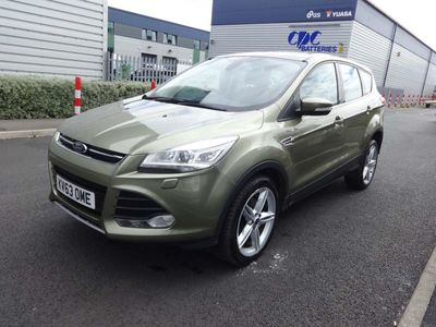 used Ford Kuga 2.0 TDCi Titanium X Powershift 4x4 5dr