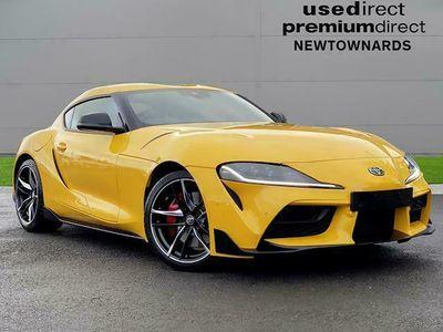 used Toyota Supra 3.0 Pro 3Dr Auto