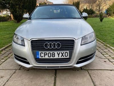 used Audi A3 Cabriolet 1.9 TDI 2d