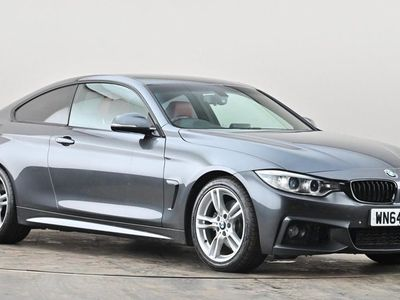 used BMW 430 4 SERIES d M Sport 2dr Auto Grey Automatic Diesel