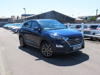 used Hyundai Tucson 1.6 CRDI MHEV PREMIUM 5dr