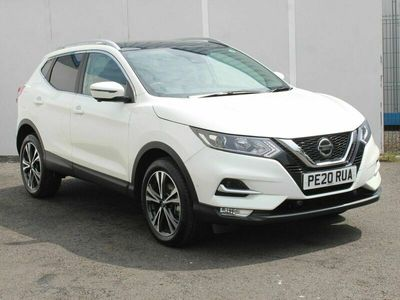 used Nissan Qashqai 1.3 DIG-T (140ps) N - Connecta