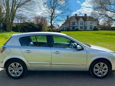 used Vauxhall Astra 1.8i VVT Elite 5dr Auto AUTOMATIC / LEATHER / 40K