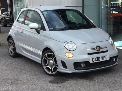 used Abarth 595 1.4 T-Jet 140 3dr