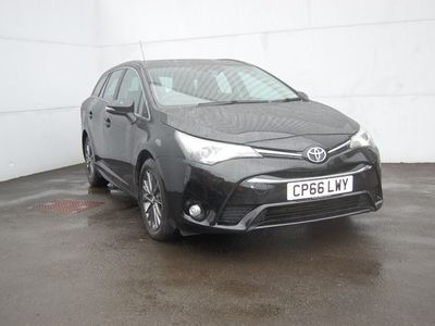 used Toyota Avensis 2.0D Business Edition 5dr