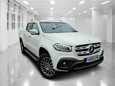 used Mercedes X250 DOUBLE CAB PROGRESSIVE2.3 D AWD 4MATIC WITH COLOUR CODED BED LID, SAT NAV, 360 CAMERA AND MUCH MORE! 4.9% APR FINANCE AVAILABLE