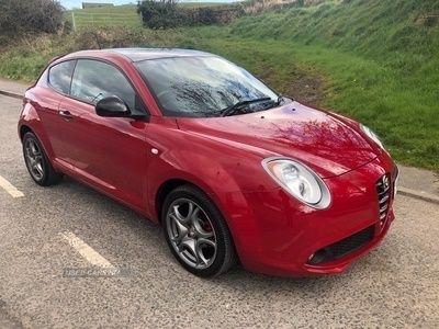 used Alfa Romeo MiTo LIVE TWINAIR