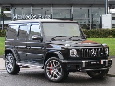 used Mercedes G63 AMG G Class Amg5dr 9G-Tronic amg station wagon