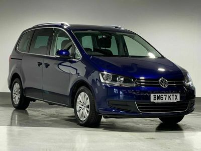 used VW Sharan 2.0 TDI CR BlueMotion Tech 150 SE 5dr DSG
