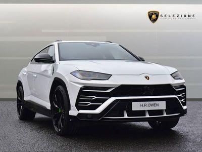 used Lamborghini Urus 4.0T FSI V8 5dr