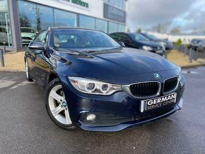 used BMW 420 4 Series d [190] SE 2dr Auto [Business Media]