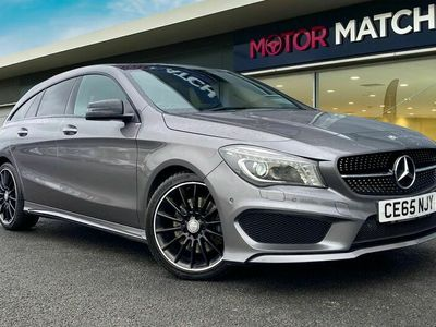 used Mercedes CLA220 ClaCDI AMG Sport 5dr Tip Auto