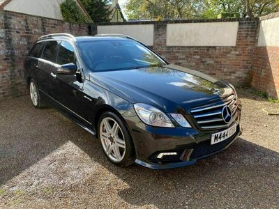used Mercedes E220 E Class 2.1CDI BlueEFFICIENCY Sport Edition 125 G-Tronic (s/s) 5dr