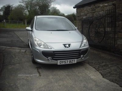 used Peugeot 307 S HDI