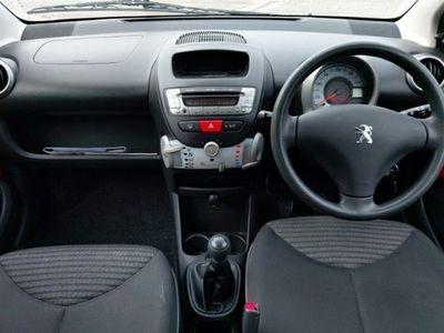 used Peugeot 107 Hatchback 1.0 Active 3d
