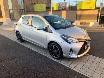 used Toyota Yaris 1.33 Dual VVT-i Design Multidrive S 5dr
