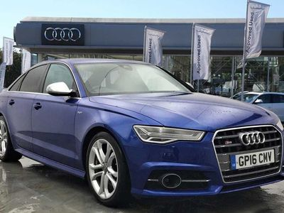 used Audi A6 S6 Tfsi Quattro 4Dr S Tronic