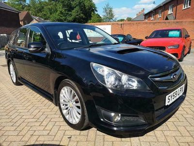 used Subaru Legacy 2.0 D SE 5d 150 BHP TRADE SALE PX TO CLEAR