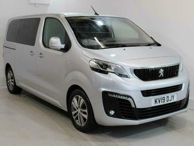 used Peugeot Traveller 2.0 BlueHDi Allure Standard MPV (s/s) 5dr (5 Seat)
